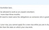 拿到澳大利亚签证后需要注意的规定